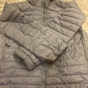 Used men's 32 below jacket